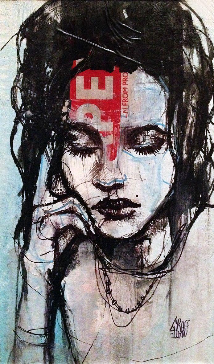 Städtische Malerei, Straßenkunst, Graffiti, Collagen. Persönliche Leistungen und auf Bestellung. Graffmatt führt auch künstlerische Live-Performances auf.