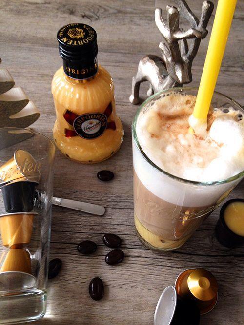 Eierlikör Rezept: Espresso Verpoorten Chocolate Dream - Cocktail-Rezepte - VERPOORTEN