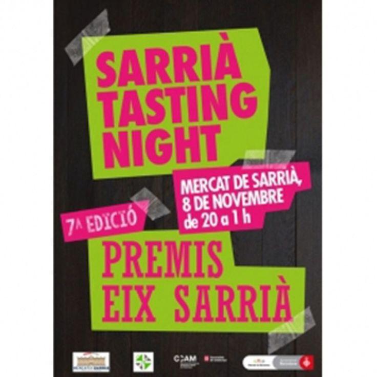 2n Tasting Night del Mercat de Sarrià i VII premis Eix Sarrià - Digital D Barcelona | Ajuntament de Barcelona