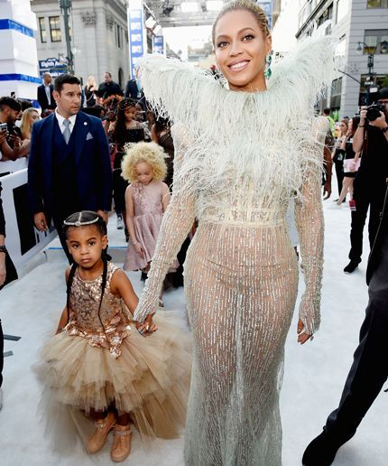 Blue Ivy S Vmas Dress Cost Much More Than The Average