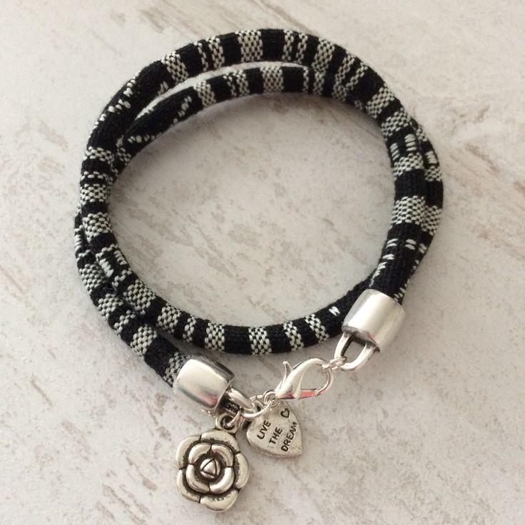 Aztec koord armband