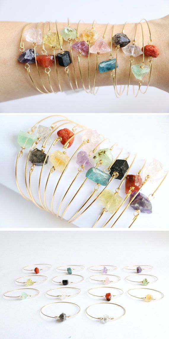 Hey, I found this really awesome Etsy listing at https://www.etsy.com/hk-en/listing/179801273/raw-crystal-bracelet-stone-bracelet