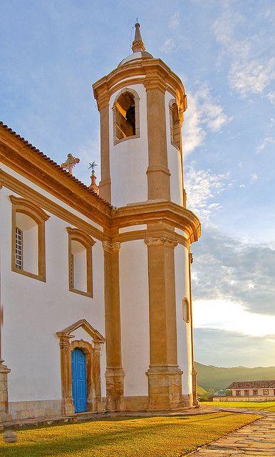 Colonial Brazil - Ouro Preto