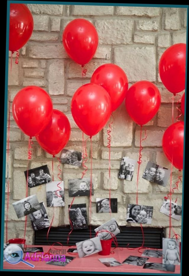 Balloon Decoration Ideas At Home From Decorating Your Home With