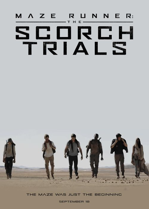 00250:  the scorch trials animated posters [2/?]