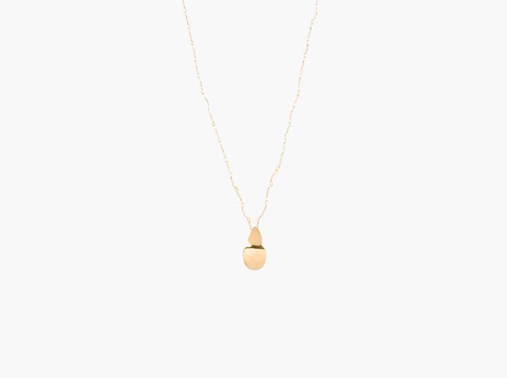 rett frem #jewelry | #necklace Irena | Precjoza collection