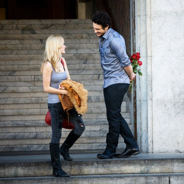 James Franco and Ashley Hinshaw in About Cherry