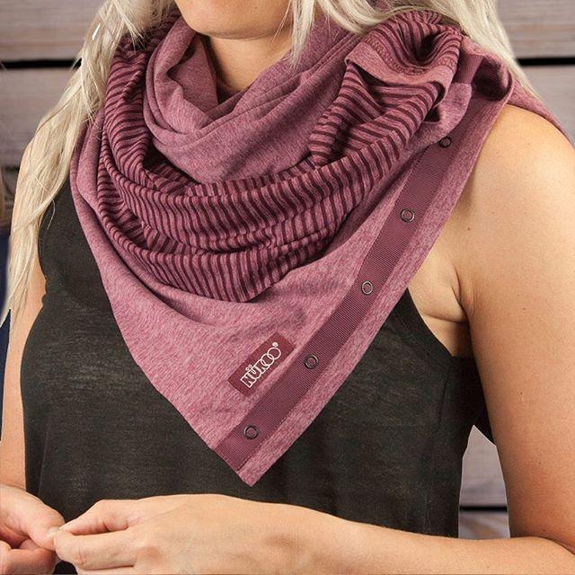 nuroo nursing scarf