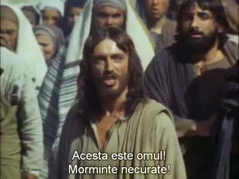 Iisus Din Nazaret-Jesus of Nazareth(1977)-Tot Filmul subtitrat in limba ...