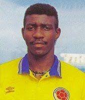 """Adolfo el """"Tren"""" Valencia: jugador histórico de la selección Colombia nacido en Buenaventura (Valle del Cauca)"""