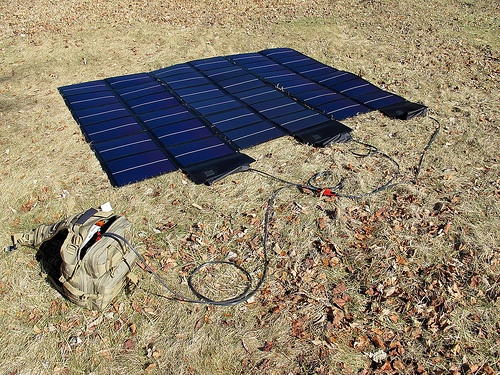 25 best ideas about portable solar panels on pinterest solar power station portable solar - Devices burn energy even turned off ...