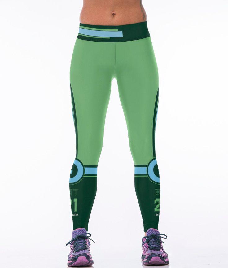 Mechanical Fit Queen, Fitness Leggings   Fitness Queen Club