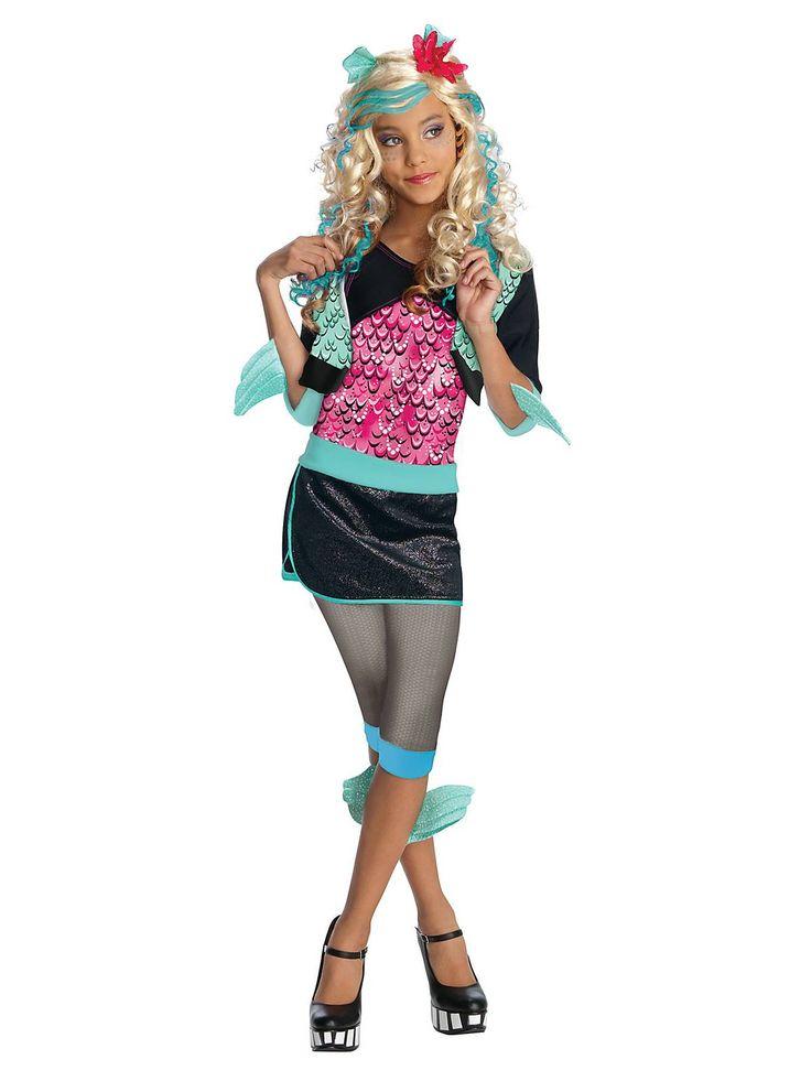 Monster High Lagoona Blue Costume | Cheap Monster High Costumes for Girls