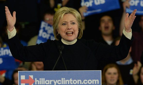 DEMOCRATIC heavyweight Hillary Clinton is battling to follow her husband into the White House. But what is her political platform?  jul16