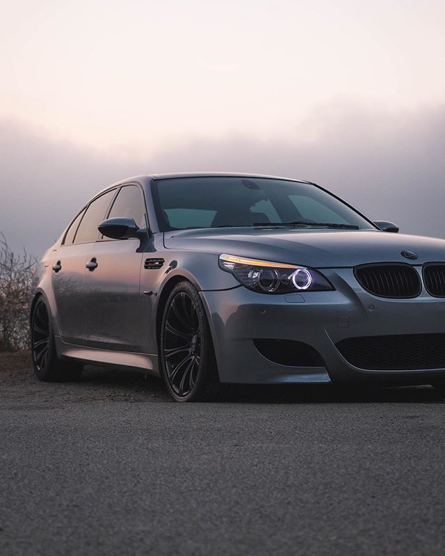 78 Best Images About BMW ///M5 E60 On Pinterest