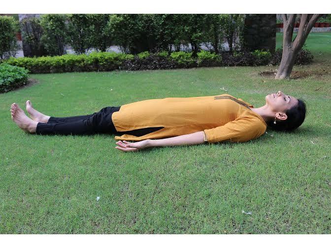 Yoga to overcome insomnia by Yogi Ashwini