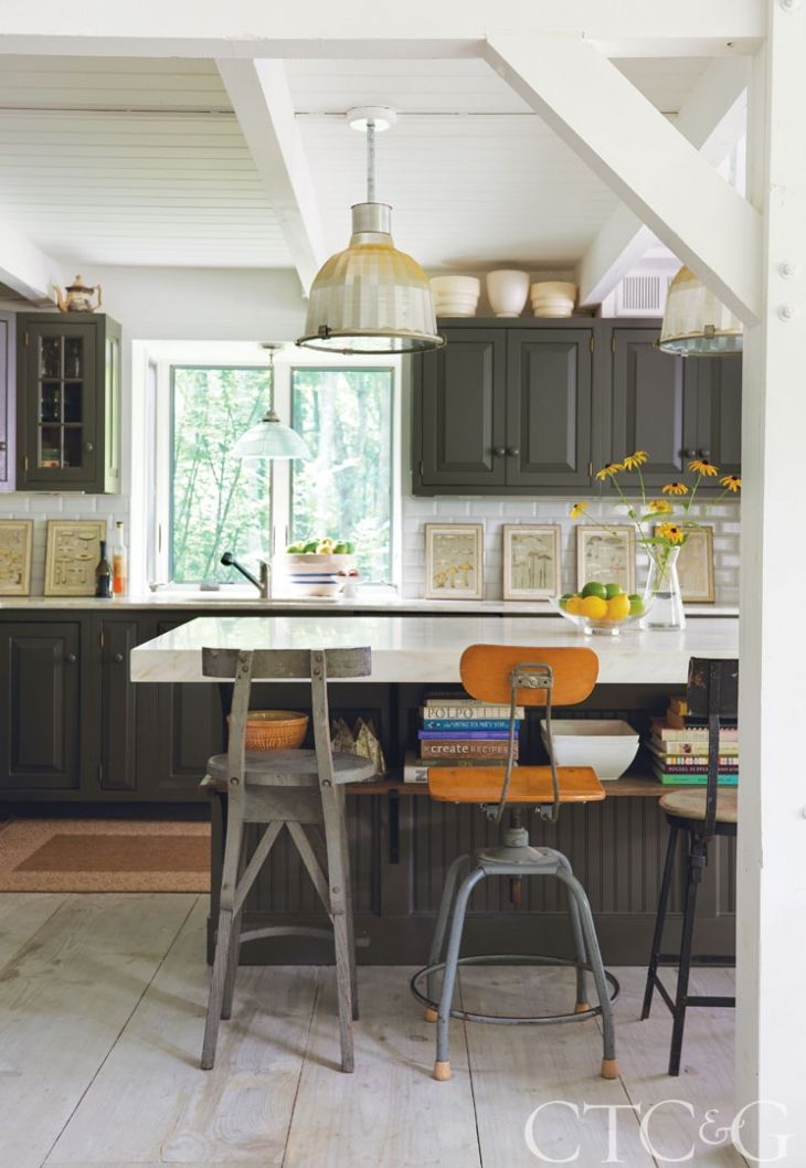 269 Best Kitchens Images On Pinterest Connecticut Cottage Gardens And Small Kitchens