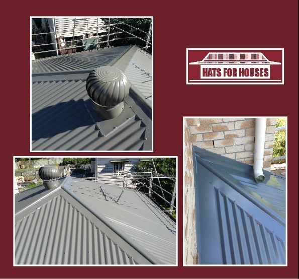 A recent re-roof. Job well done by our roofers :) #roof #metalroof #re-roof #new #welldone