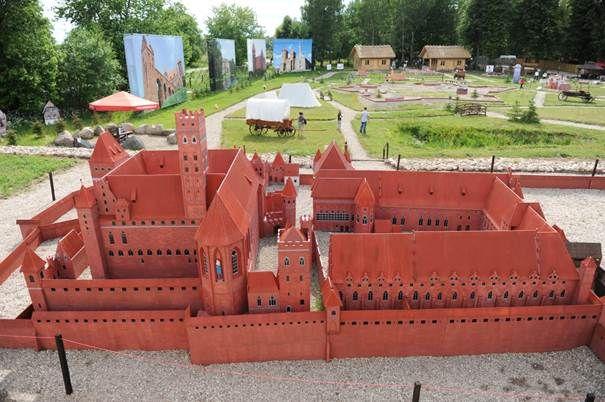 Masuria Miniature Park in Kętrzyn