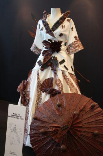 PHOTOS - Le Salon du Chocolat : chaud, le chocolat show ! – metronews