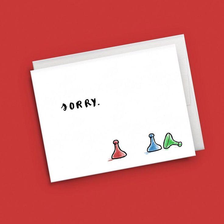 Best 10+ Sorry Cards Ideas On Pinterest