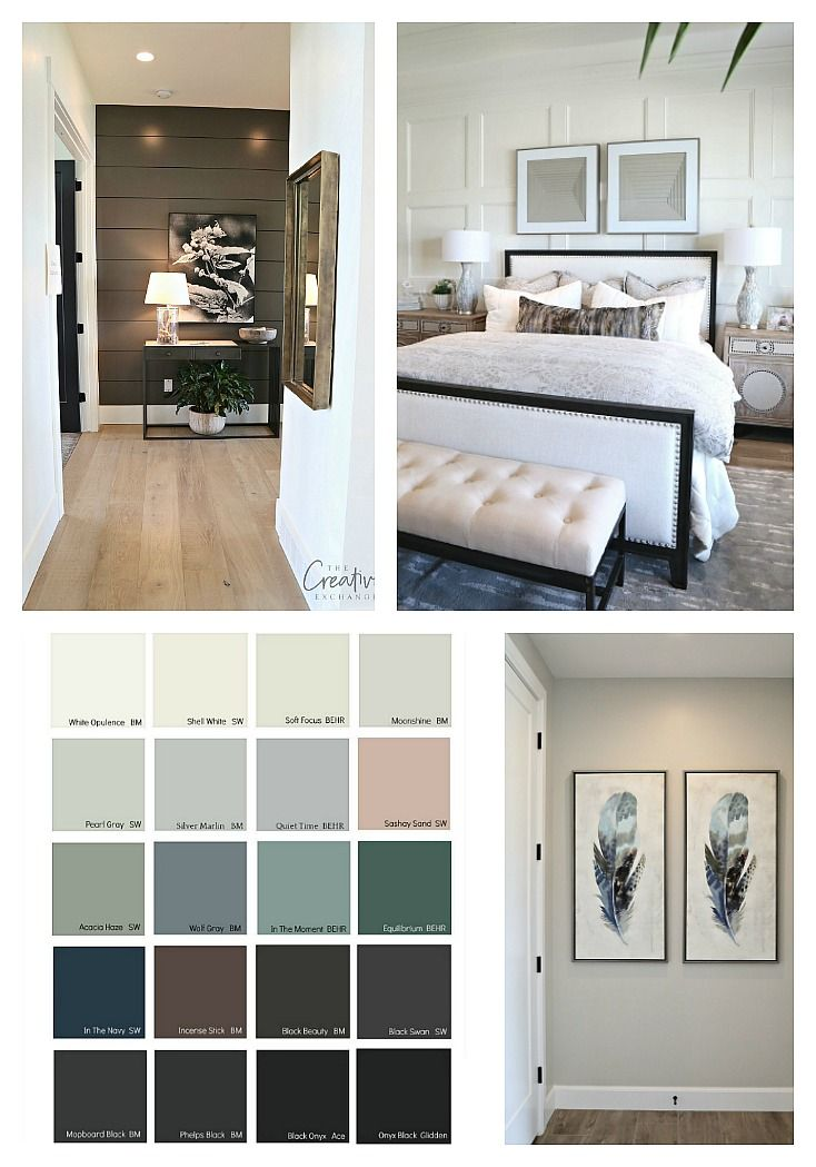 2018 Paint Color Trends And Forecasts Trending Paint Colors