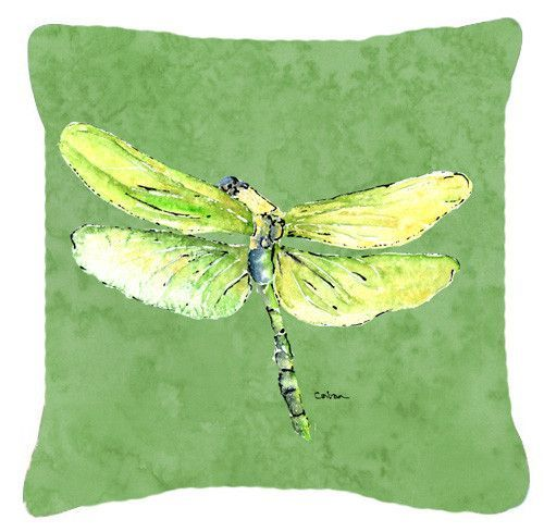 Dragonfly IndoorOutdoor Throw Pillow Pillows And