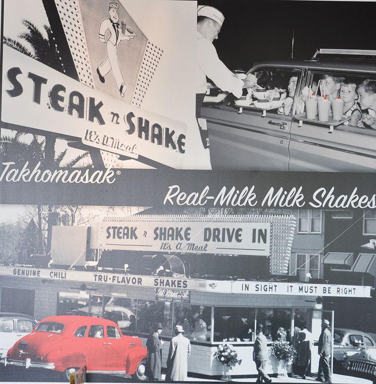 158 best Restauranst/Steak N Shake images on Pinterest | Steak 'n ...