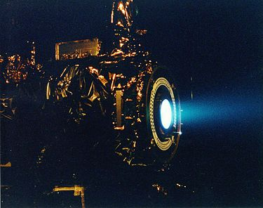 Ion thruster - Wikipedia, the free encyclopedia
