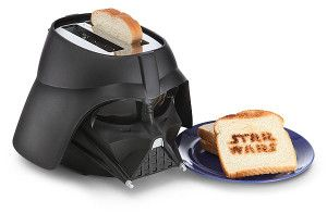 Darth Vader Toaster!  Only $45.99