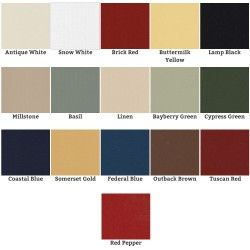General Finishes EF Milk Paints-Pint - Rockler Woodworking Tools