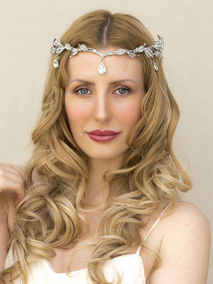 Best 25+ Forehead headband ideas on Pinterest | Bridal ... - photo #28