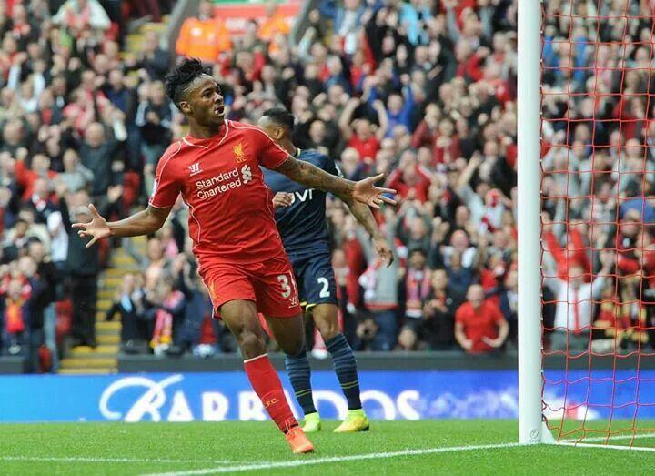 GOAL! STERLING vs Southampton