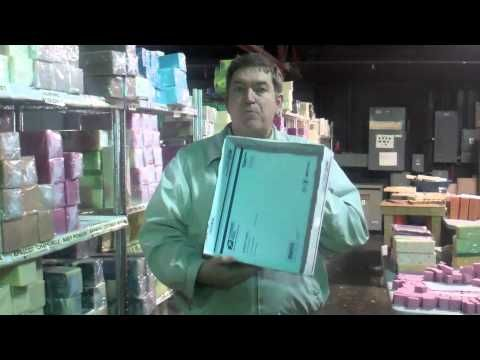 How to Make a Soap Mold For Free - Soap Mold Secret - YouTube