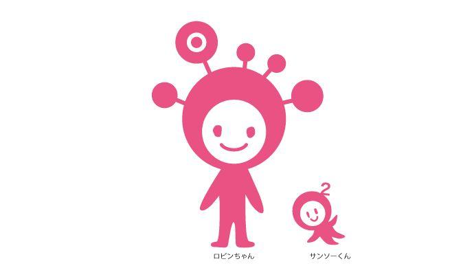医療機器メーカー。キャラクター。ロゴ・マーク・グラフィック;名古屋 スーパーボギー http://www.bogey.co.jp