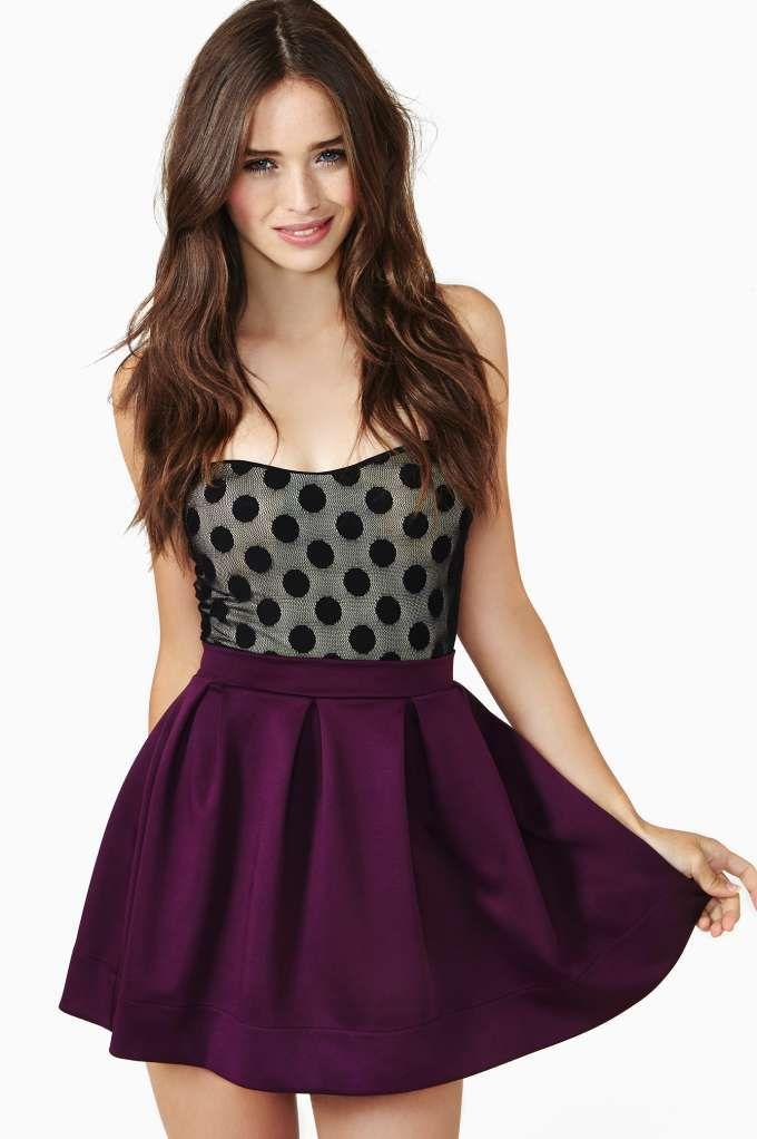 Scuba Skater Skirt, thanksgiving outfit