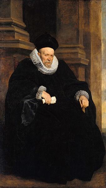 Portrait of a gentleman (Anton Van Dyck, circa 1620)