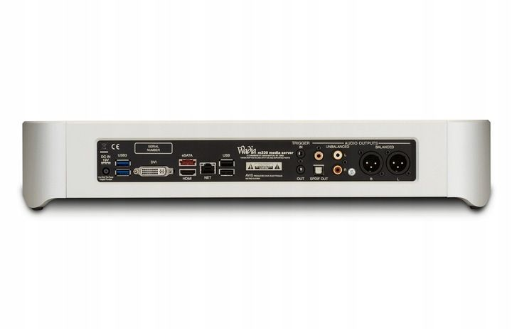 Wadia M330 Serwer Streamer Hi End Xlr Tidal 8030236840 Oficjalne Archiwum Allegro Tidal Hi End Streamers
