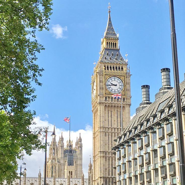 Big Ben #london #bigben