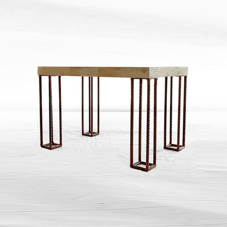 Tavolino Caffè by Redolab Artigiani & Riutilizzo