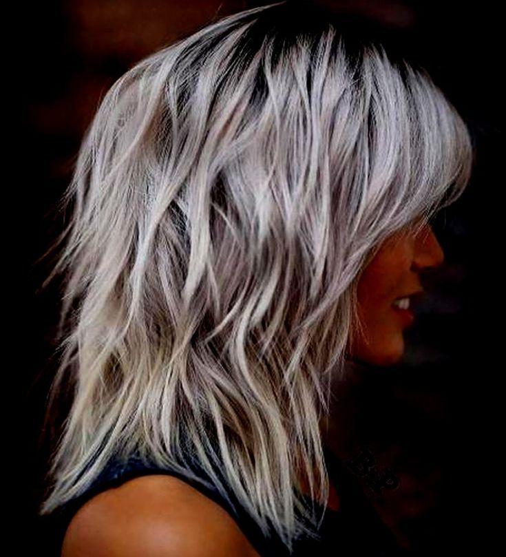 Shag Hairstyles In 2020 Medium Hair Styles Long Shag Haircut Bob Hairstyles For Fine Hair