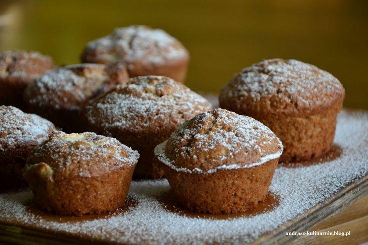 muffiny gryczane z jabłkiem