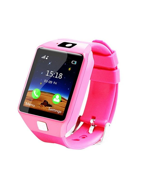 Dz09 Child Phone Smart Watch With Gps Best Thanksgiving Gifts For