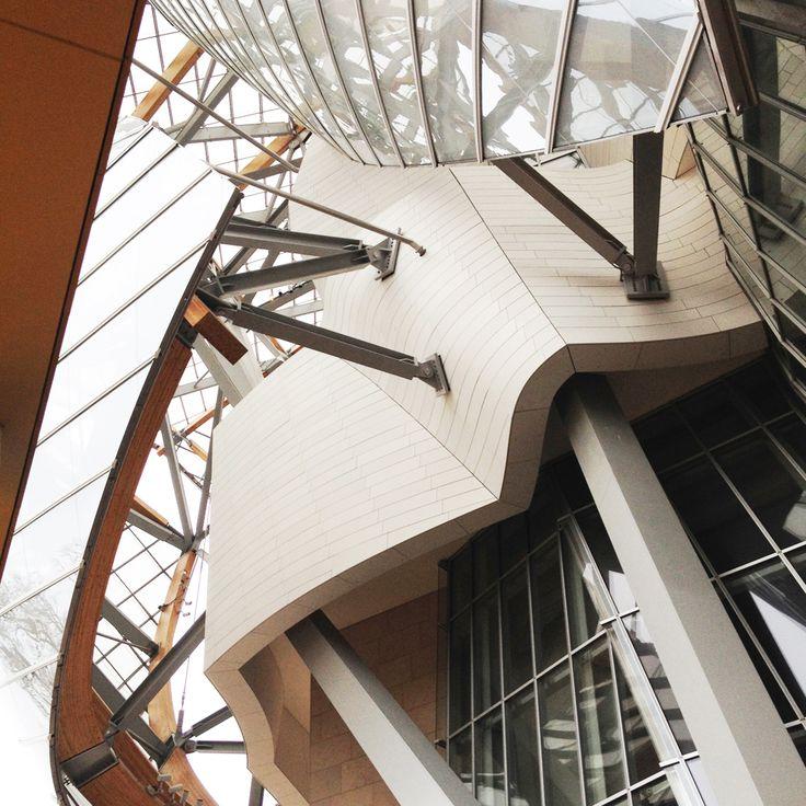 93 best images about foundation louis vuitton on pinterest louis vuitton paris and modern - Frank gehry louis vuitton ...