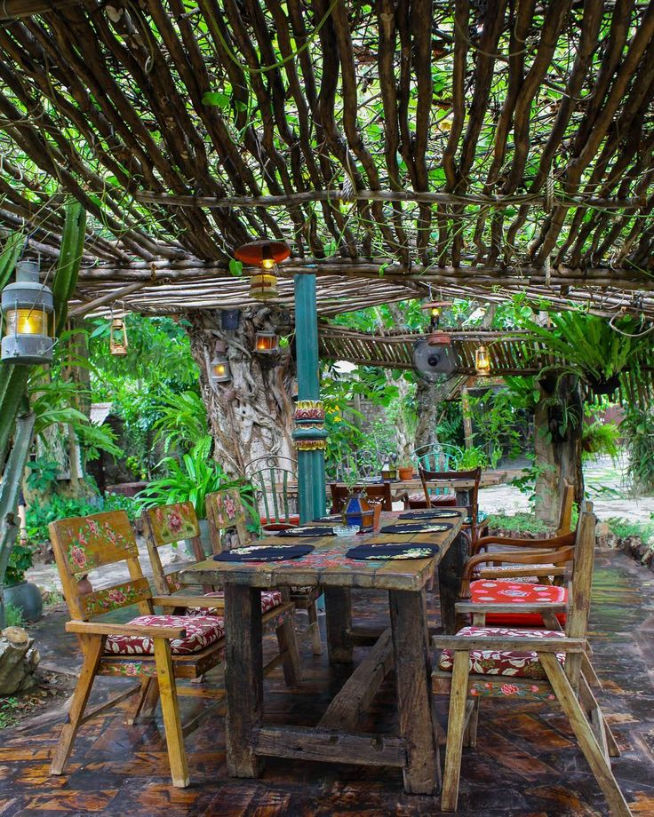Beautiful wooden roof in La Laguna Bali  #garden #gardenstyle #relaxplace #balibible #apothecarygarden #terrace #balilife #beautifulgarden #gardendetail #plantsarelife #lalagunabali #gypsymagic #essential #gardening #storyteller #enchanted #infusions #magicfood #enchantedlife #mystic #shaman #bohemian #traditional #traditionalhealth #druid #fooddetails #healthydetails #bohochic #balithisweek #balilifestyle