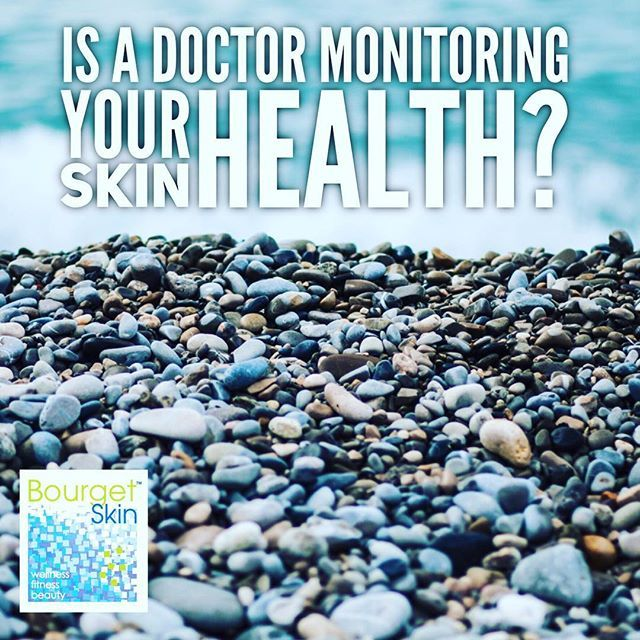 Have you had a skin integrity assessment lately? Is your skin extra dry or oily?  #Bourgetskin #OrangeCountySkin