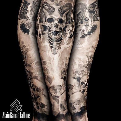 Death Head Moth Tattoo by Alain Garcia,  Realism tattoo artist in Sydney   Black and grey tattoo   Sydney Tattoo, Australia. #tattoo #blackandgrey #skulltattoo #deathmoth