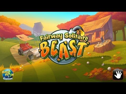▶ Fairway Solitaire Blast - Universal - HD (Sneak Peek) Gameplay Trailer - YouTube