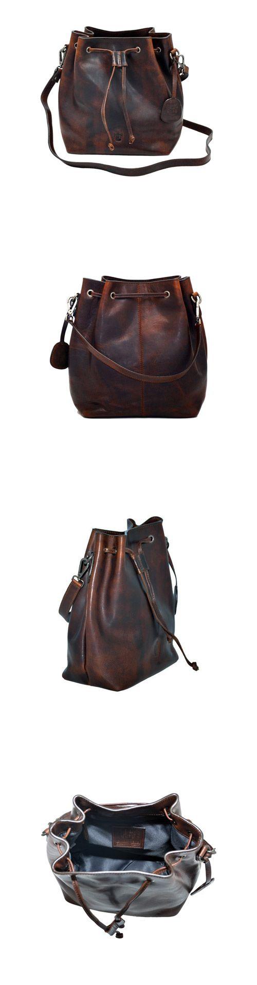 Leonhard Heyden, Lucca Hobo Bag.  See more on Pickandbloom