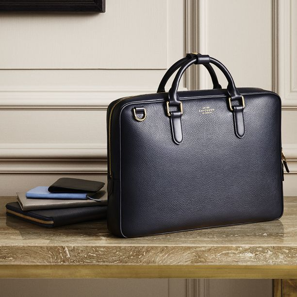 The Burlington briefcase #SmythsonAW14 http://www.smythson.com/collections/burlington.html